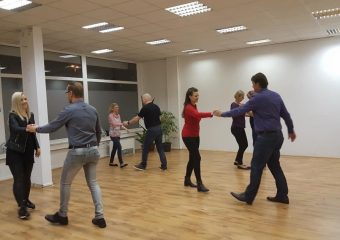Družabni plesi